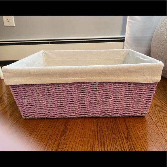Other - Purple basket